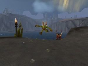 jumpin murloc suit