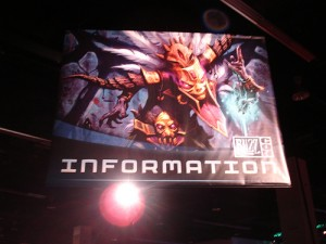 blizzcon info sign