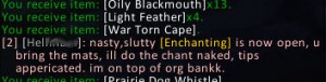 sexy enchants - trade