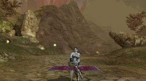 The Virtual Getaway – Aion's Scenery