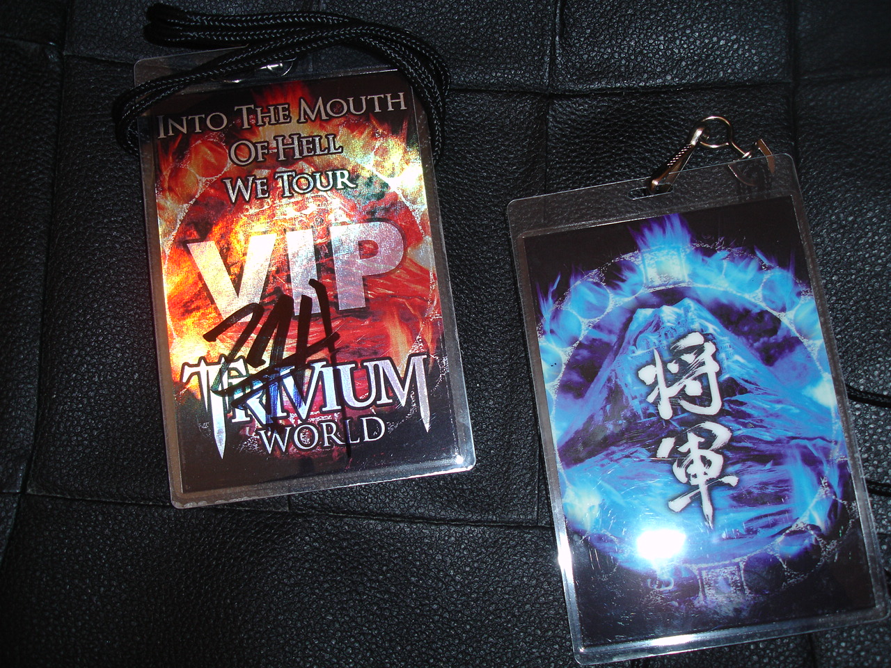 Into The Mouth Of Hell We Tour Trivium Concert And Meet N Greet