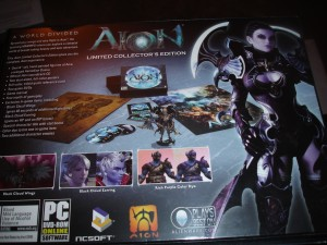 aion collectors edition boxback