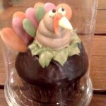 Turkey Cupcake from rkbcupcakes @ Flickr