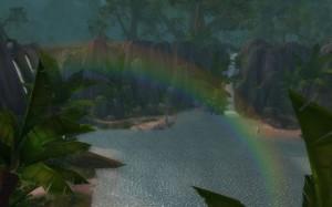 sholazar basin rainbow