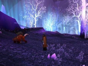syr in crystalsong forest