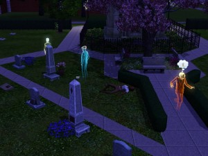Sims Saturday: A Legacy is Born Part 22