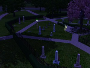 Sims Saturday: A Legacy is Born Part 21