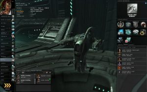 Into The Stars: Syrana Ventures Into EVE Online