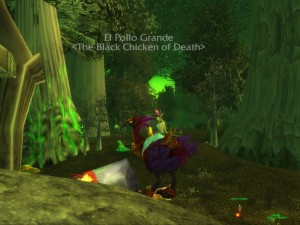Screenshot Sunday: El Pollo Grande