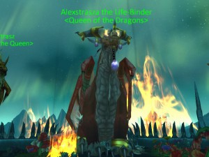 The biggest mother of them all (in Azeroth, anyhow).