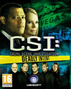 Game Review: CSI Deadly Intent