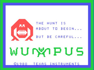 Hunt the Wumpus