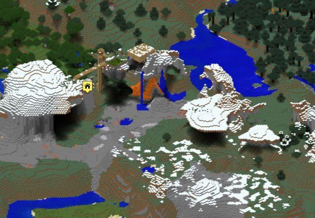 Minecraft Family 1