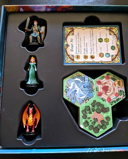 Learn about the Fairy Tile figurines and land tiles.