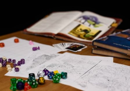dungeons and dragons components