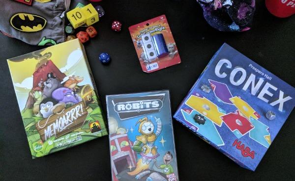 Kids games played and won at Nexus Game Fair 2018