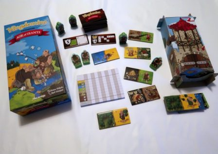 Age of Giants board game
