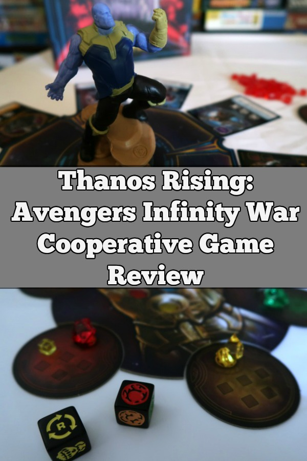 Looking for a fun cooperative board game? Find out why Thanos Rising: Avengers Infinity War is perfect for your next family game night.