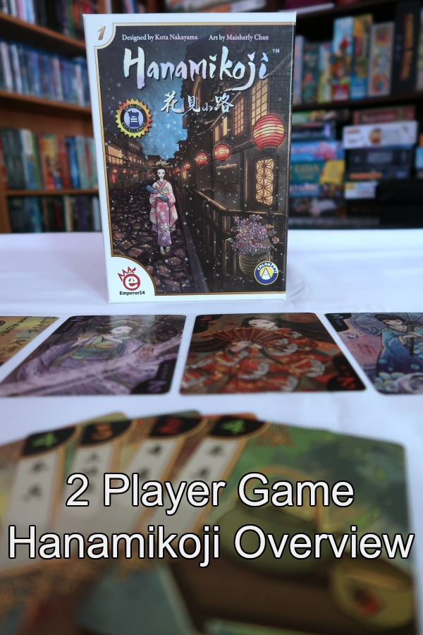Looking for quick two player board games? Find out how to play Hanamikoji and learn more about what makes this a fun filler tabletop game in this overview.
